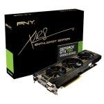 PNY GeForce GTX 780 XLR8 OC 3GD5