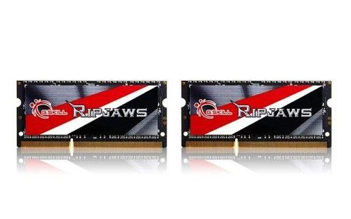 G.Skill So-Dimm Ripjaws DDR3-1600 CL9 16Go (2x8Go) - F3-1600C9D-16GRSL