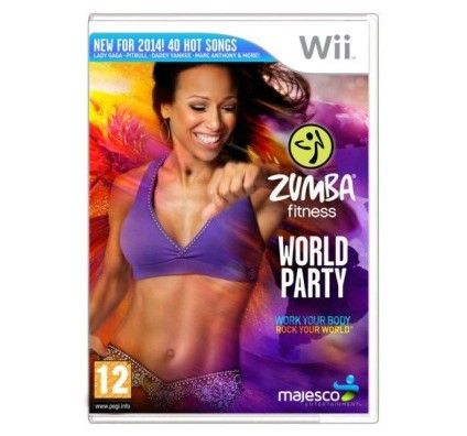 Zumba Fitness World Party - Wii