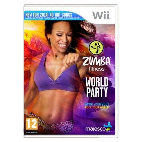 Zumba Fitness World Party - Wii