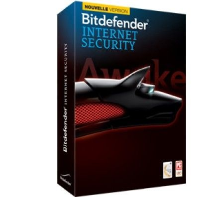 Bitdefender Internet Security 2014 - Licence 1 an 3 postes - PC