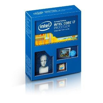 Intel Core i7 4930K - 3.4GHz