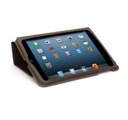 Griffin Housse iPad Mini - Slim Folio Chocolate