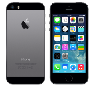 Apple iPhone 5S - 32Go (Gris Sidéral)