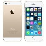 Apple iPhone 5S - 32Go (Or)