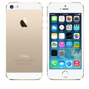 Apple iPhone 5S - 16Go (Or)