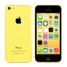 Apple iPhone 5C - 32Go (Jaune)