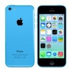 Apple iPhone 5C - 8Go (Bleu)