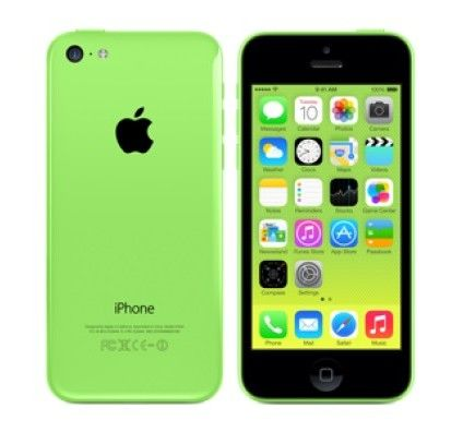 Apple iPhone 5C - 16Go (Vert)