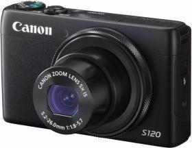 Canon PowerShot S120 (Noir)