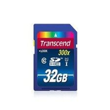 Transcend UHS-1 300x Premium 32 Go Class 10