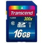 Transcend UHS-1 300x Premium 16Go Class 10
