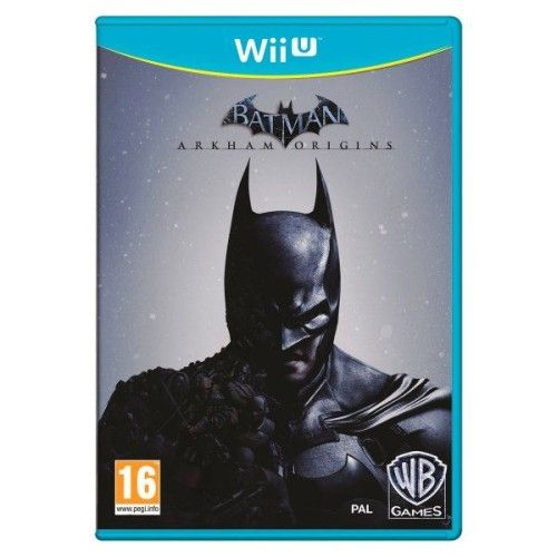 Batman Arkham Origins - Wii U