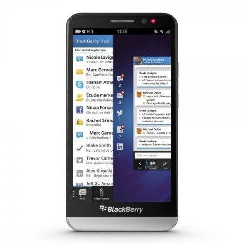 BlackBerry Z30 (Noir)