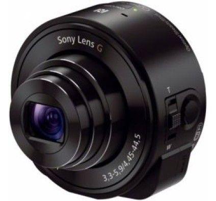 Sony DSC-QX10 pour smartphone (Noir)