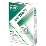 Kaspersky Pure 2.0 Total Security (1 an 3 postes) - PC