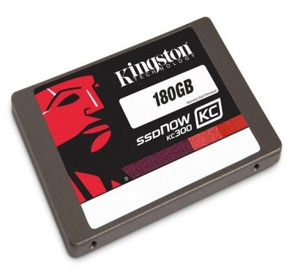 Kingston SSDNow KC300 180Go