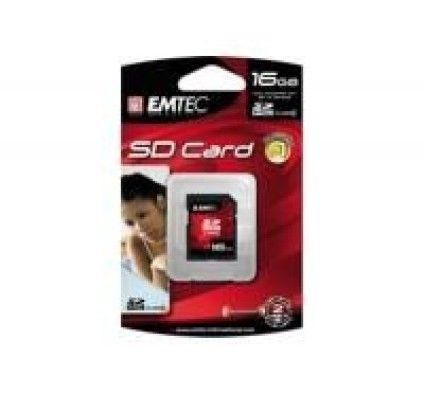 Emtec SDHC 16Go Class 4