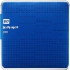 WD My Passport Ultra 2To (Bleu)