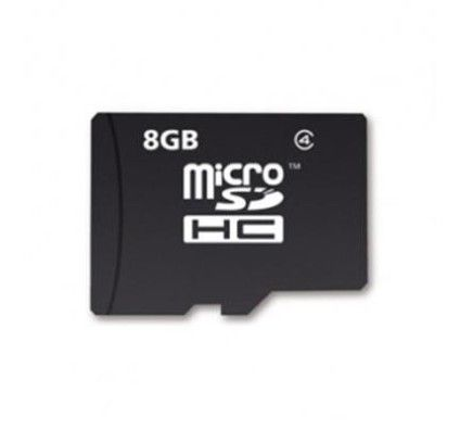 Yonis Micro SDHC 8Go Class 4