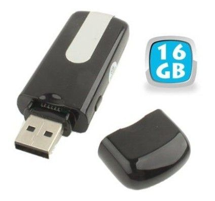 Yonis Clé USB Caméra Espion 16Go