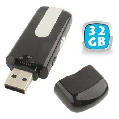 Yonis Clé USB Caméra Espion 32Go