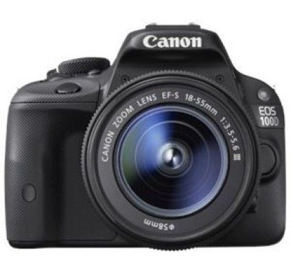 Canon EOS 100D + 18-55mm III