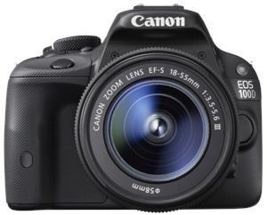 Canon EOS 100D + 18-55mm III