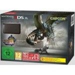 Nintendo 3DS XL (Noir) + Monster Hunter 3 Ultimate - Edition Limitée