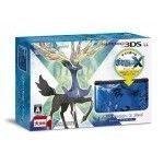 Nintendo 3DS XL (Bleu) + Pokemon X Pack Xerneas Yveltal Bleu