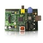 Raspberry Pi modèle A 256Mo