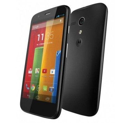 Motorola Moto G 8Go (Noir)