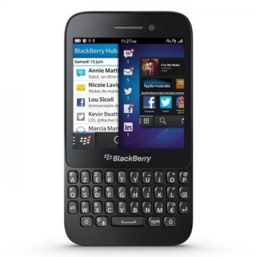 BlackBerry Q5 (Noir)