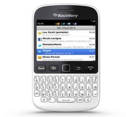 Blackberry Curve 9720 (Blanc)