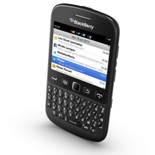 Blackberry Curve 9720 (Noir)
