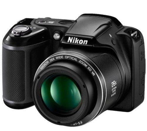 Nikon Coolpix L330 (Noir)