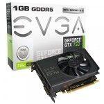 eVGA GeForce GTX 750 1GD5
