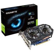 Gigabyte GeForce GTX 750 Ti OC 2Go