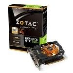 Zotac GeForce GTX 750 Ti 2Go