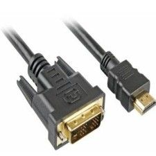 Adaptateur HDMI vers DVI - 2m