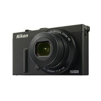 Nikon P340 (Noir)