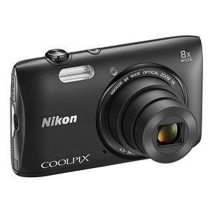 Nikon Coolpix S3600 (Noir)