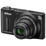 Nikon Coolpix S9600 (Noir)