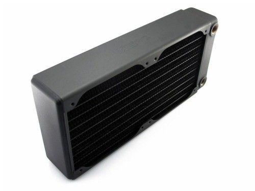 Xspc RX240 Dual Fan Radiator V3