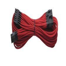 Corsair Câble 24pins pour alimentation Corsair serie AXi et RM (Rouge)