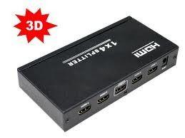 Splitter HDMI 3D 4 Ports