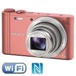 Sony Cyber-Shot DSC-WX350 (Rose)
