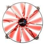 Aero Cool Lightning LED Rouge 200mm