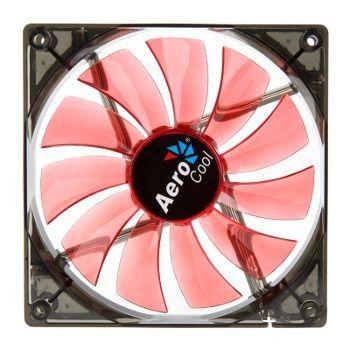 Aero Cool Lightning LED Rouge 140mm