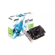 MSI GeForce GT 730 4Go (N730-4GD3)